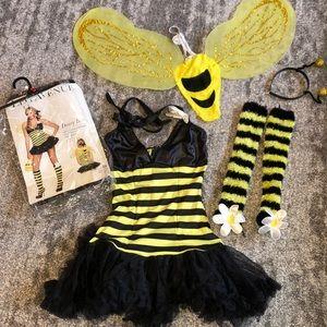 Leg Avenue bumble bee adult costume
